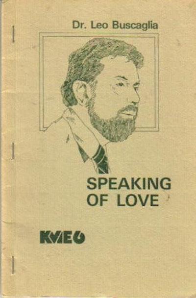 Speaking of Love