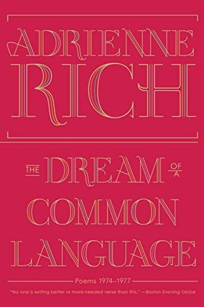 The Dream of a Common Language