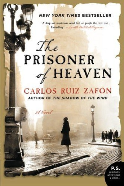 The Prisoner of Heaven (The Cemetery of Forgotten Book 3)