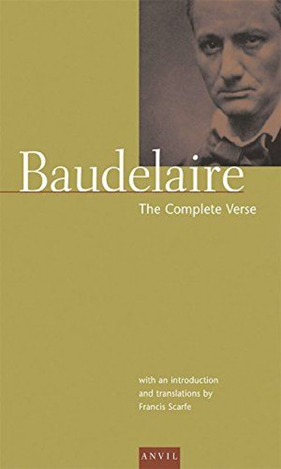 Charles Baudelaire: The Complete Verse (Anvil Editions) (English and French Edition)