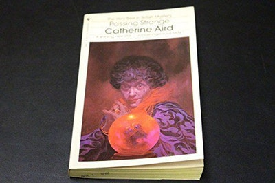 Passing Strange by Catherine Aird