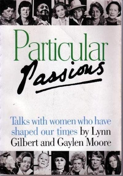 Particular Passions