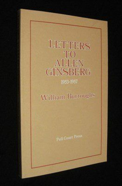 Letters to Allen Ginsberg, 1953-1957