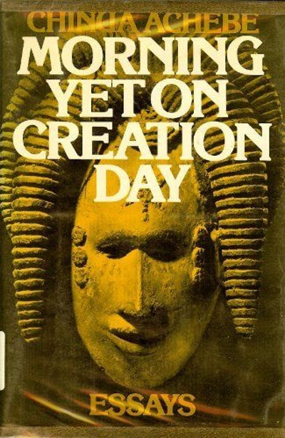 Morning yet on creation day