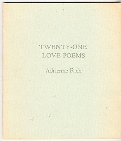 Twenty-One Love Poems
