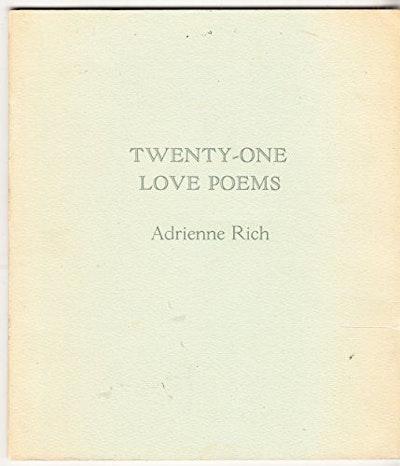 Twenty-One Love Poems