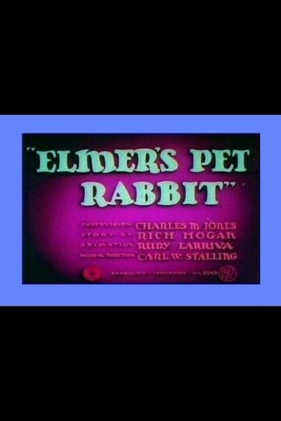 Elmer's Pet Rabbit