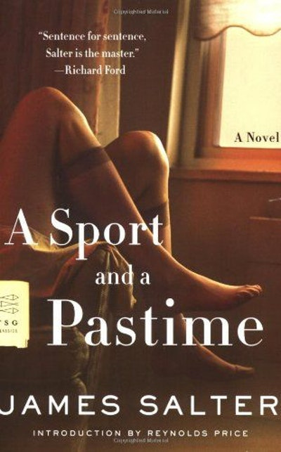 A Sport and a Pastime: A Novel (FSG Classics)