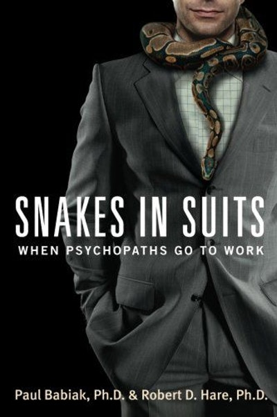 Snakes in Suits