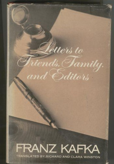 Letters to Friends, Family and Editors