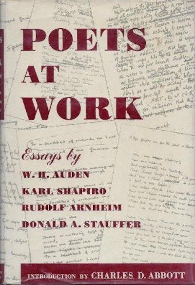 Poets at Work