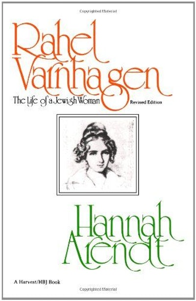 Rahel Varnhagen: The Life of a Jewess