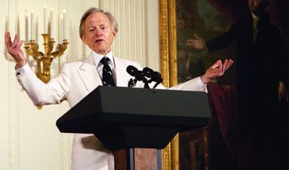 Tom Wolfe photo