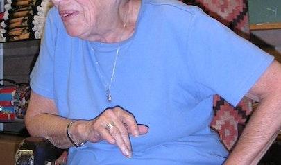 Ursula K. Le Guin photo