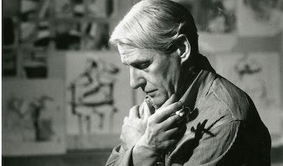 Willem de Kooning photo