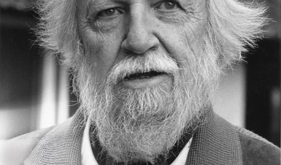 William Golding photo