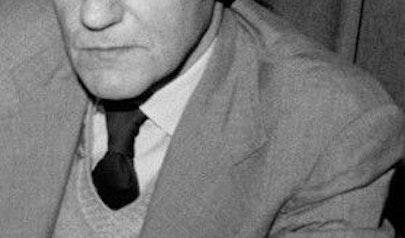 William S. Burroughs photo