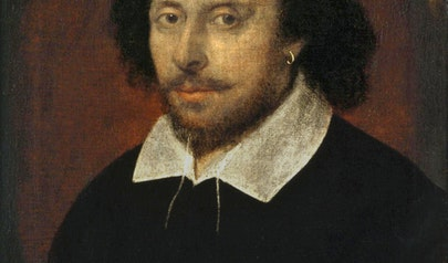William Shakespeare photo