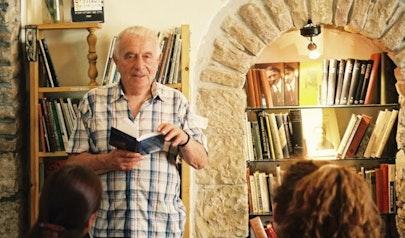 Yehuda Amichai photo