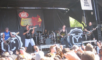 Yellowcard photo