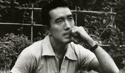 Yukio Mishima photo