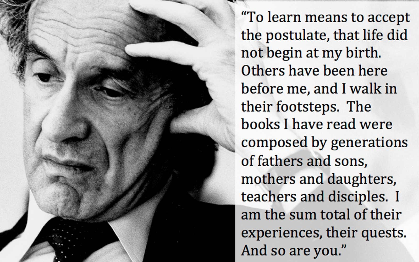 26 Most Profound Elie Wiesel Quotes That Paint A Picture Of How We All Should Live Our Lives
