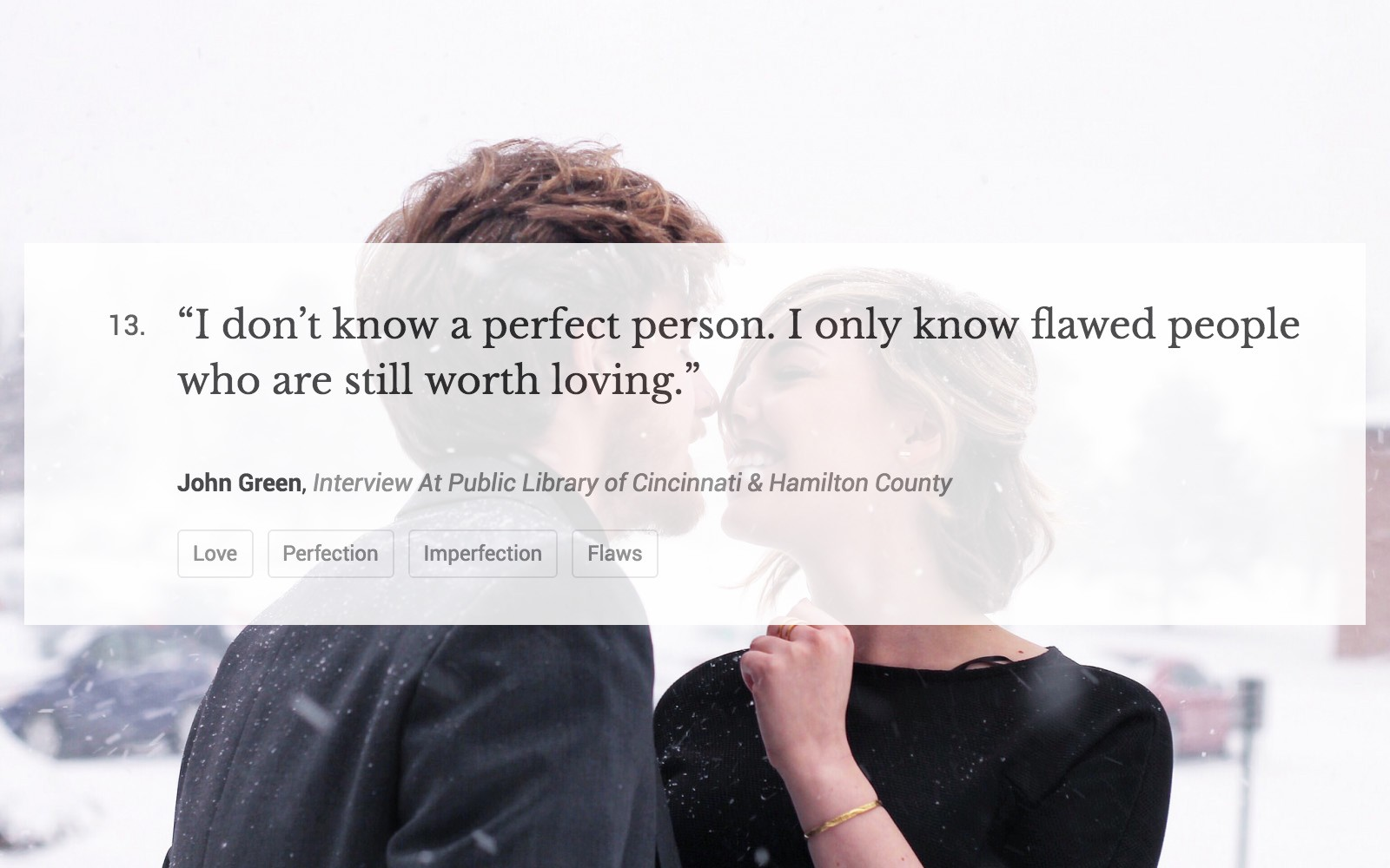 41 Achingly Beautiful John Green Quotes On Life And Love
