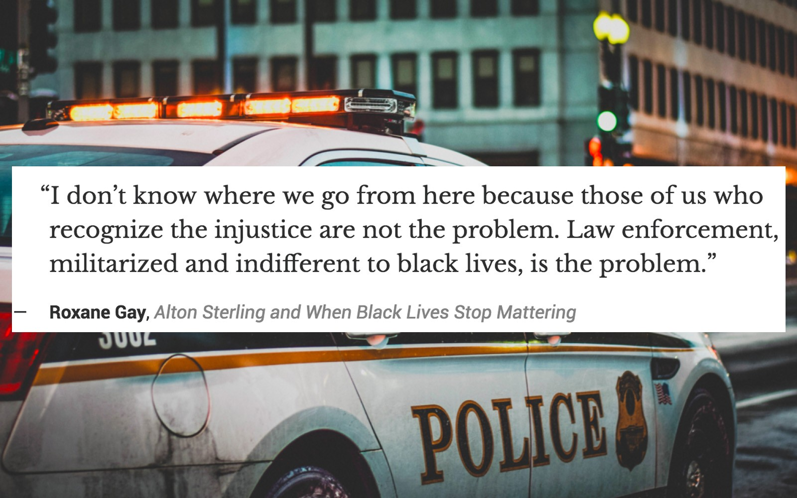 33 Jarring Police Brutality Quotes