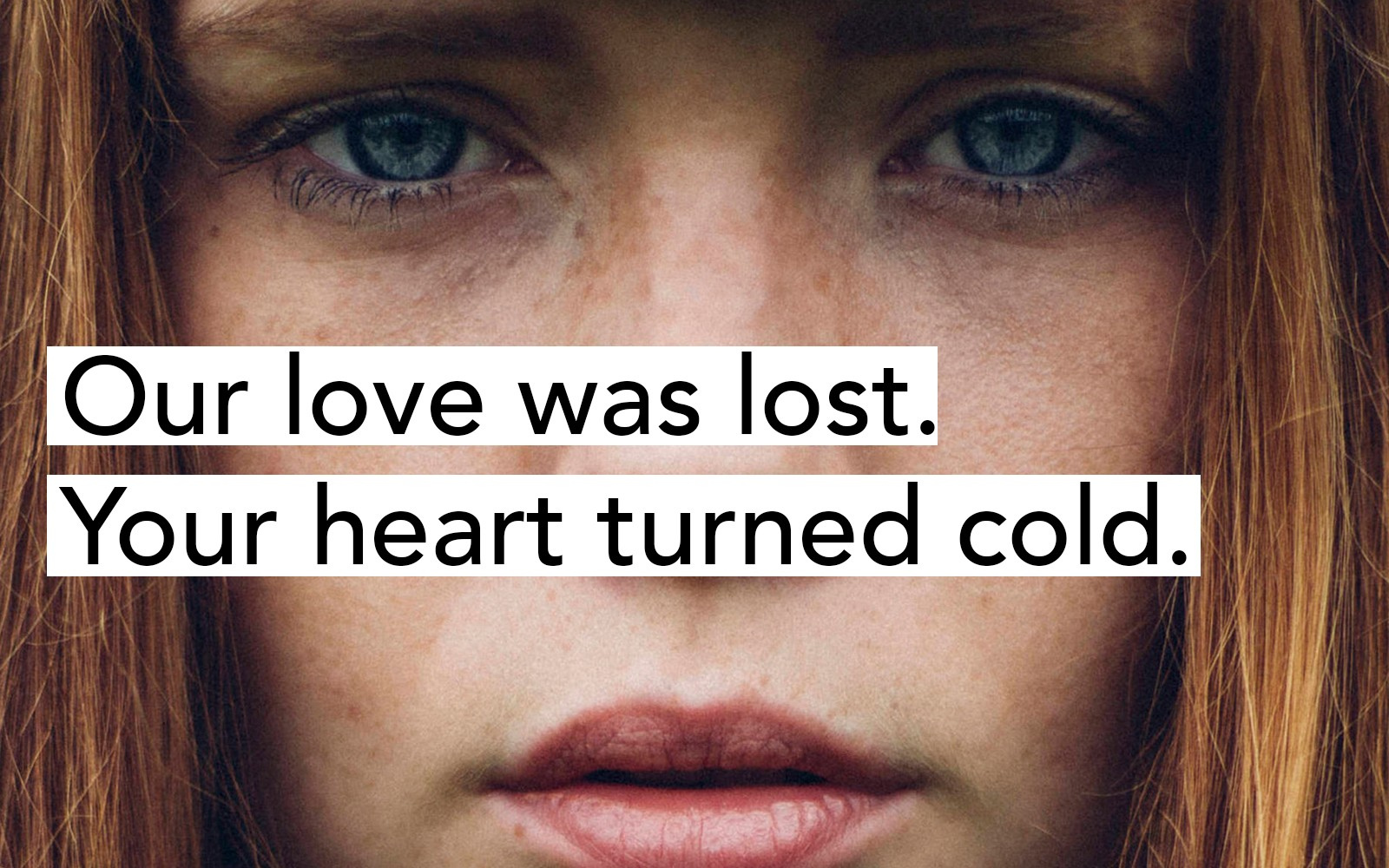 33 Of The Most Effectively Sad Emo Lyrics Ever Sung