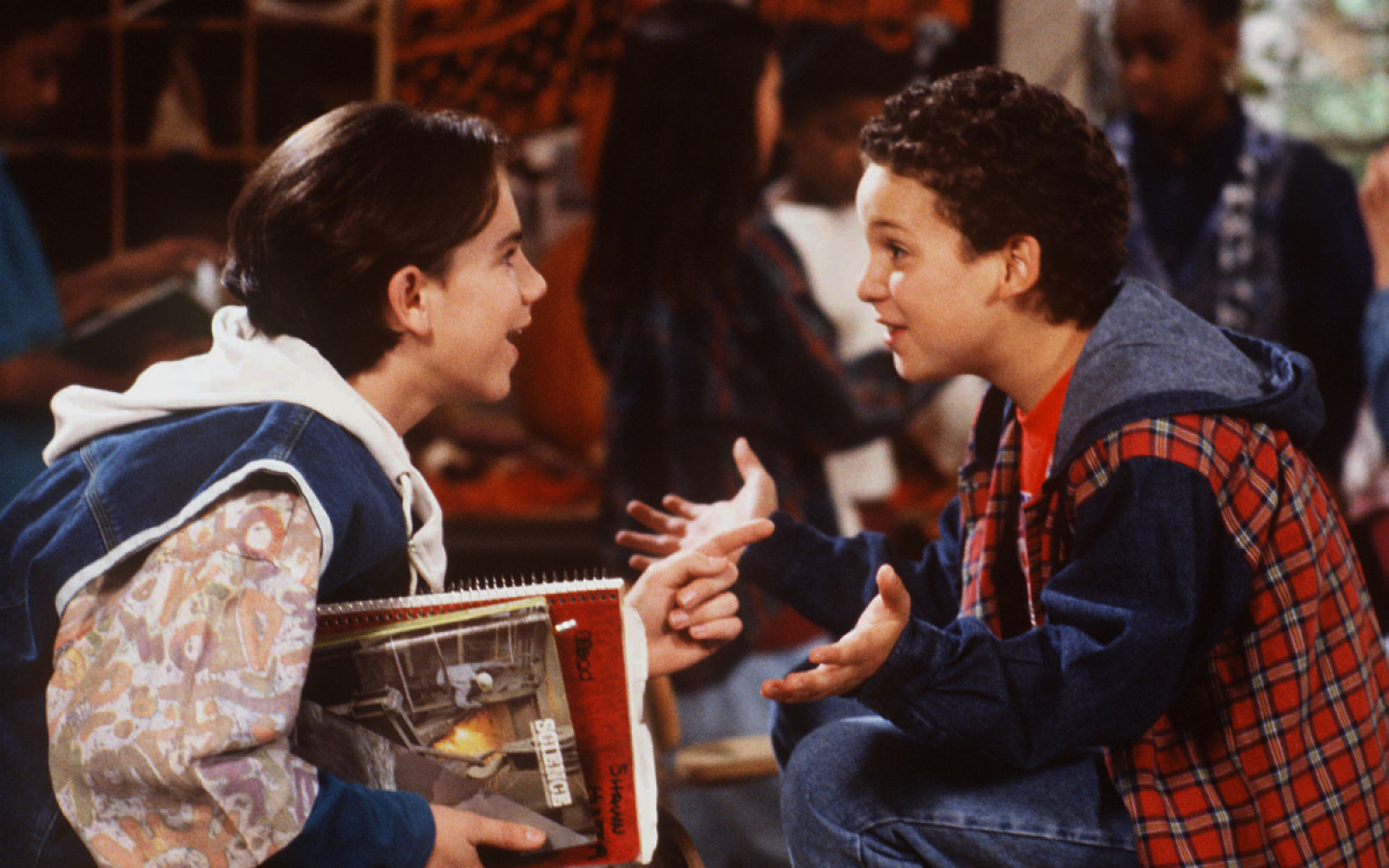 23 Of The All Time Best 'Boy Meets World' Quotes