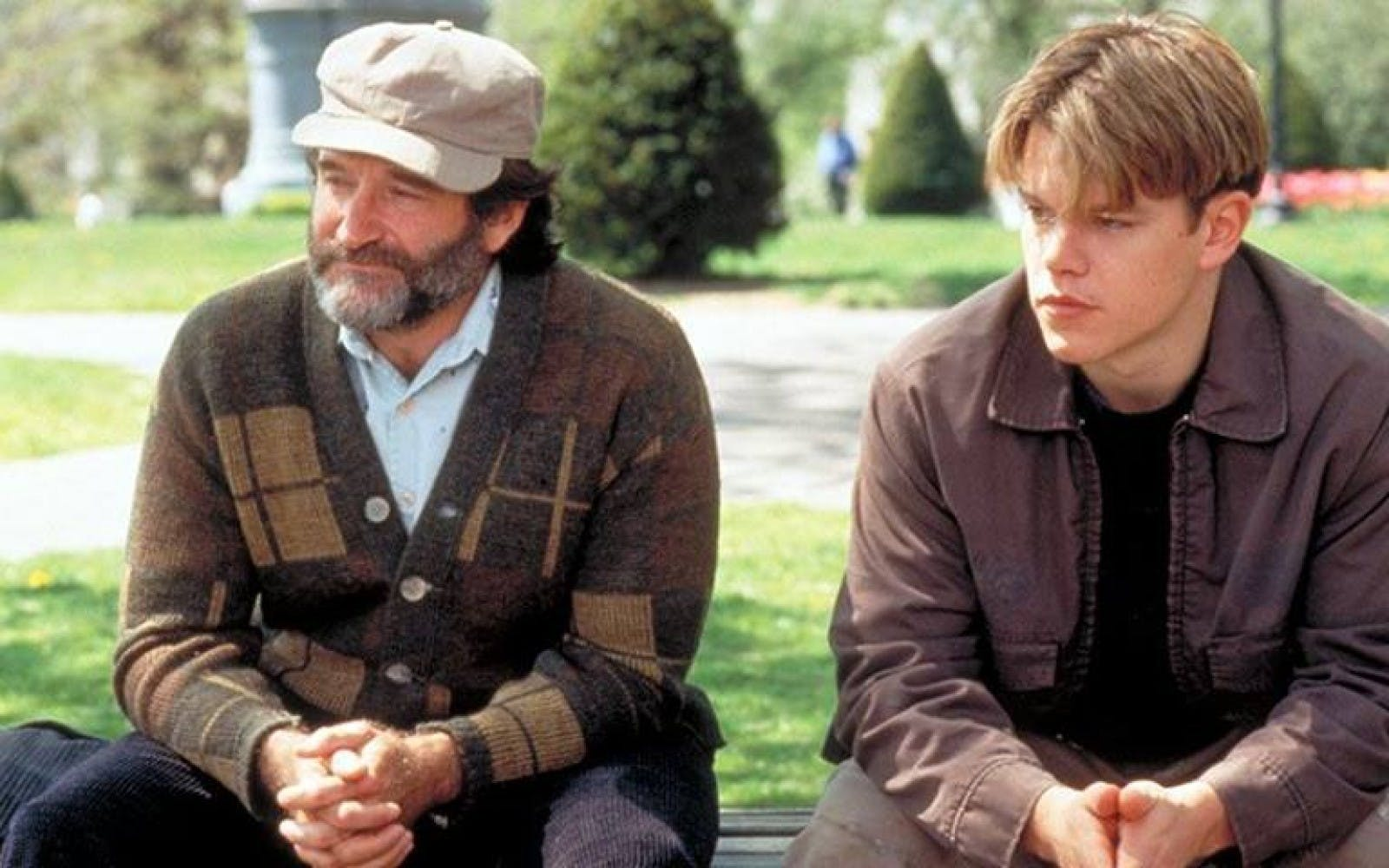 "self disclosure in good will hunting Good will hunting gus van gradual process of self-disclosure if the of will hunting and his crisis of identity ""good will hunting."