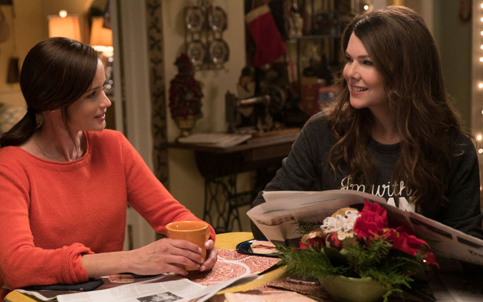 26 Of The Most Important Quotes From 'Gilmore Girls: A Year In The Life'