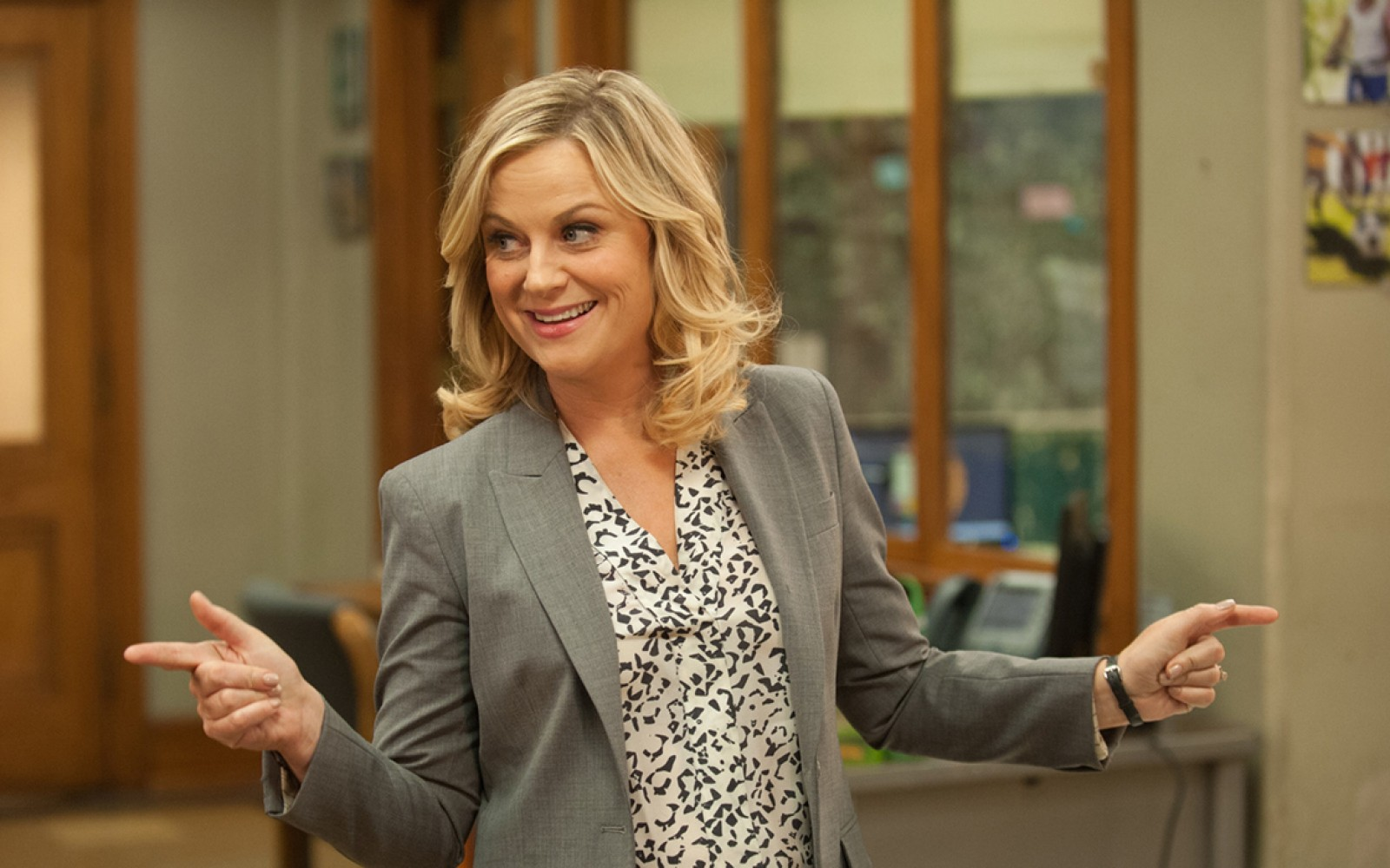 22 Leslie Knope Quotes That Prove She Should Be Our Next President