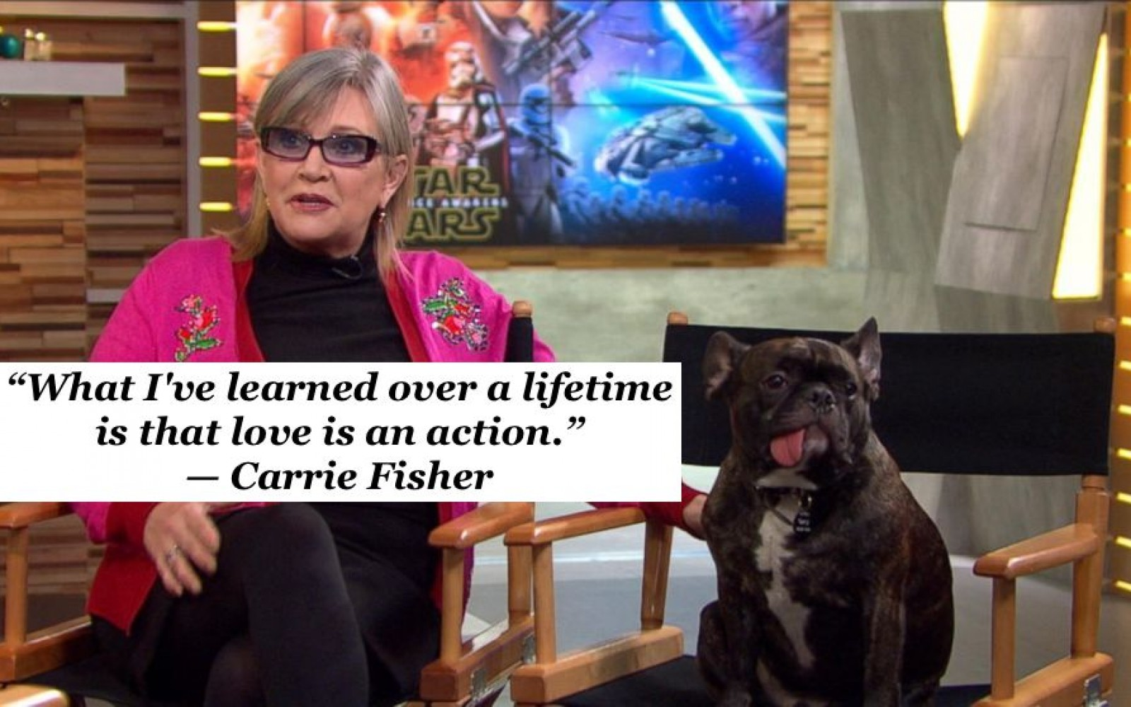 26 Empowering Carrie Fisher Quotes To Remind You To Never Apologize For Living Loudly