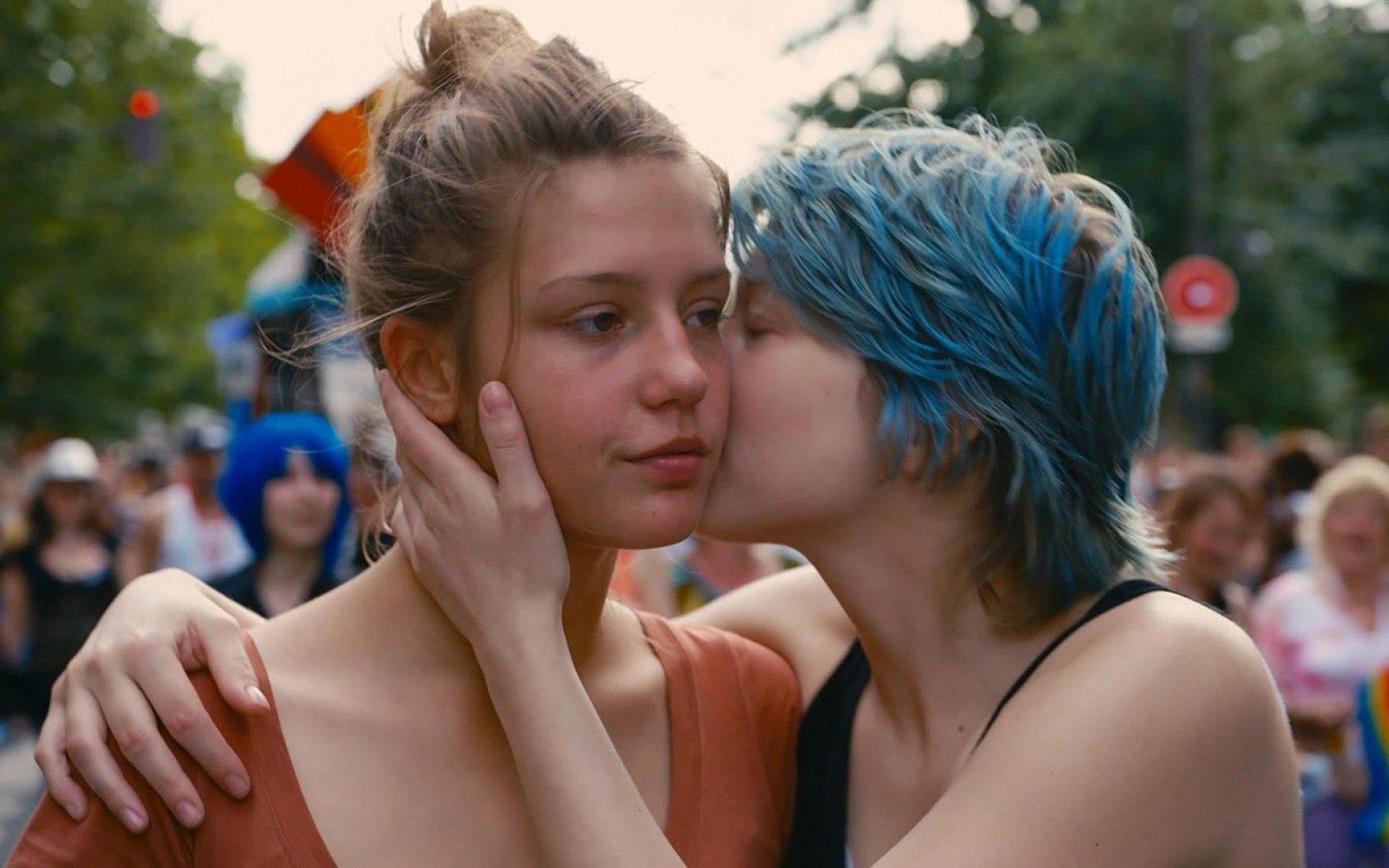 15 Quotes From 'Blue Is The Warmest Color' That Capture The Infinite Tenderness Of First Love