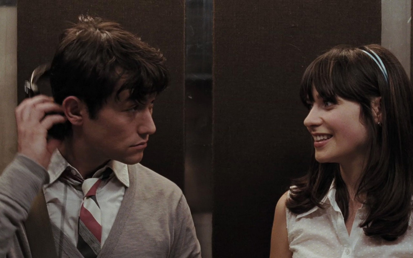 500 days of summer The trailer for (500) days of summer romance starring zooey deschanel and joseph gordon-levitt directed by marc webb (pg-13 95 minutes at the metreon and the sundance kabuki) by the.