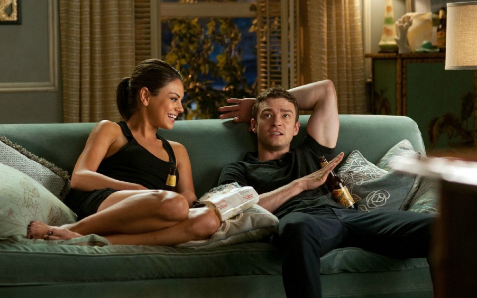 22 Beautiful Quotes From Friends With Benefits About Falling In Love With Your Best Friend