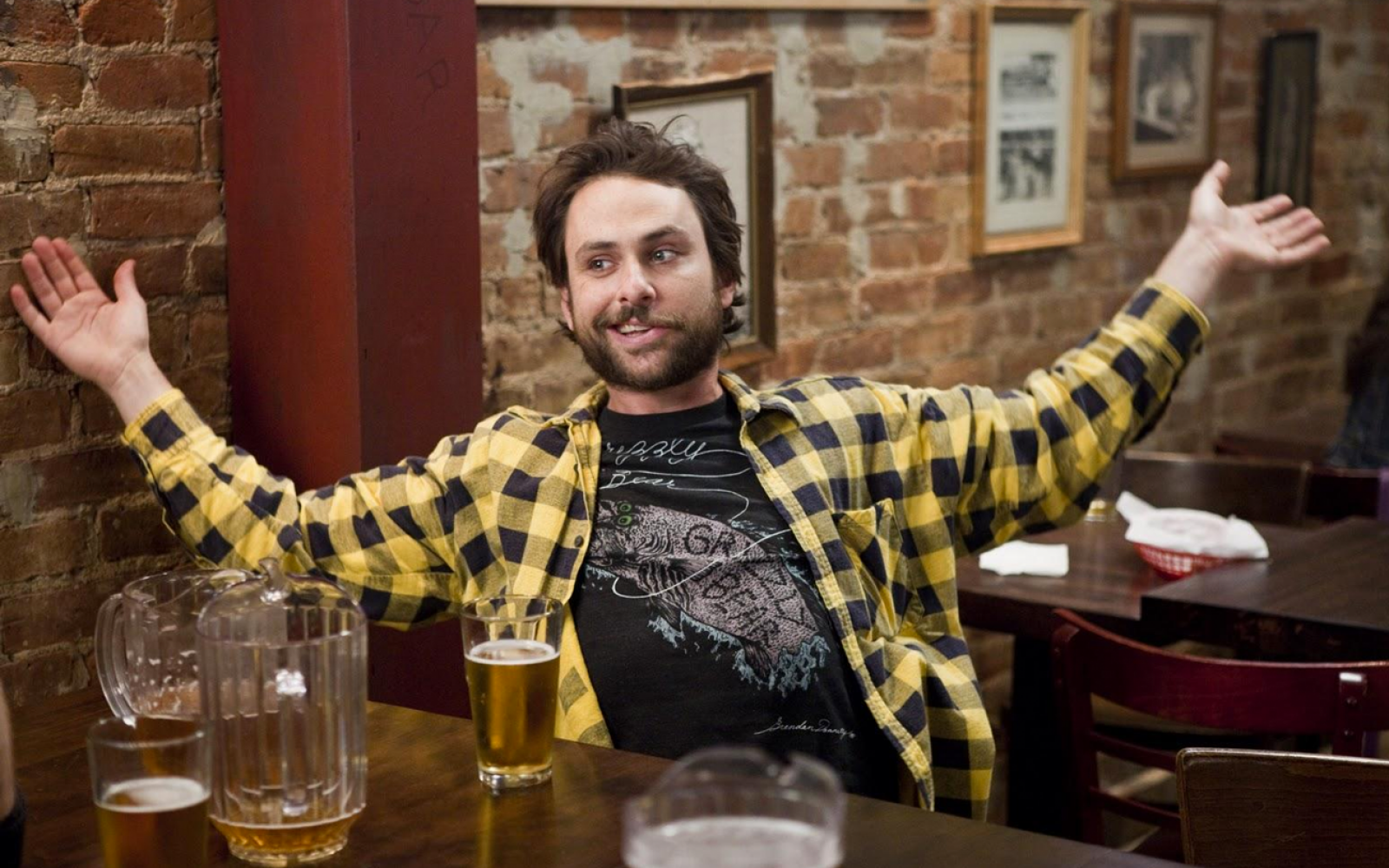 15 Of The Most Inspirational Commencement Speech Quotes From 'It's Always Sunny In Philadelphia's' Charlie Day