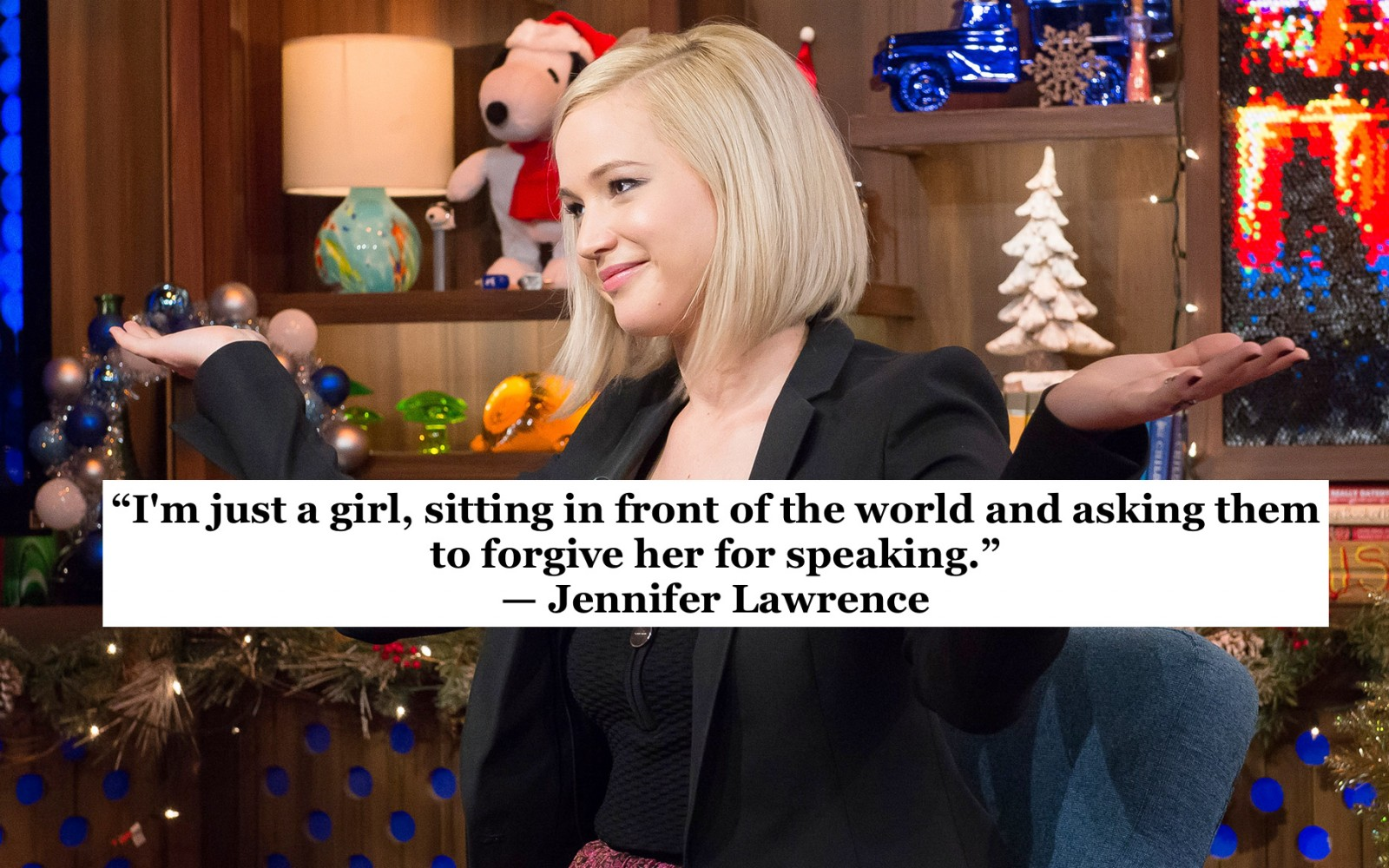 26 Honest And Hilarious Jennifer Lawrence Quotes That Show Exactly Why We All Want To Be Her Best Friend