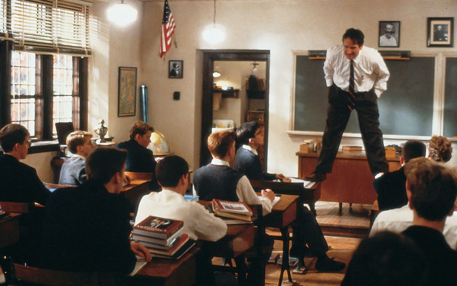 'O Captain! My Captain!': 16 Quotes From 'Dead Poets Society' That'll Inspire You To Carpe Diem