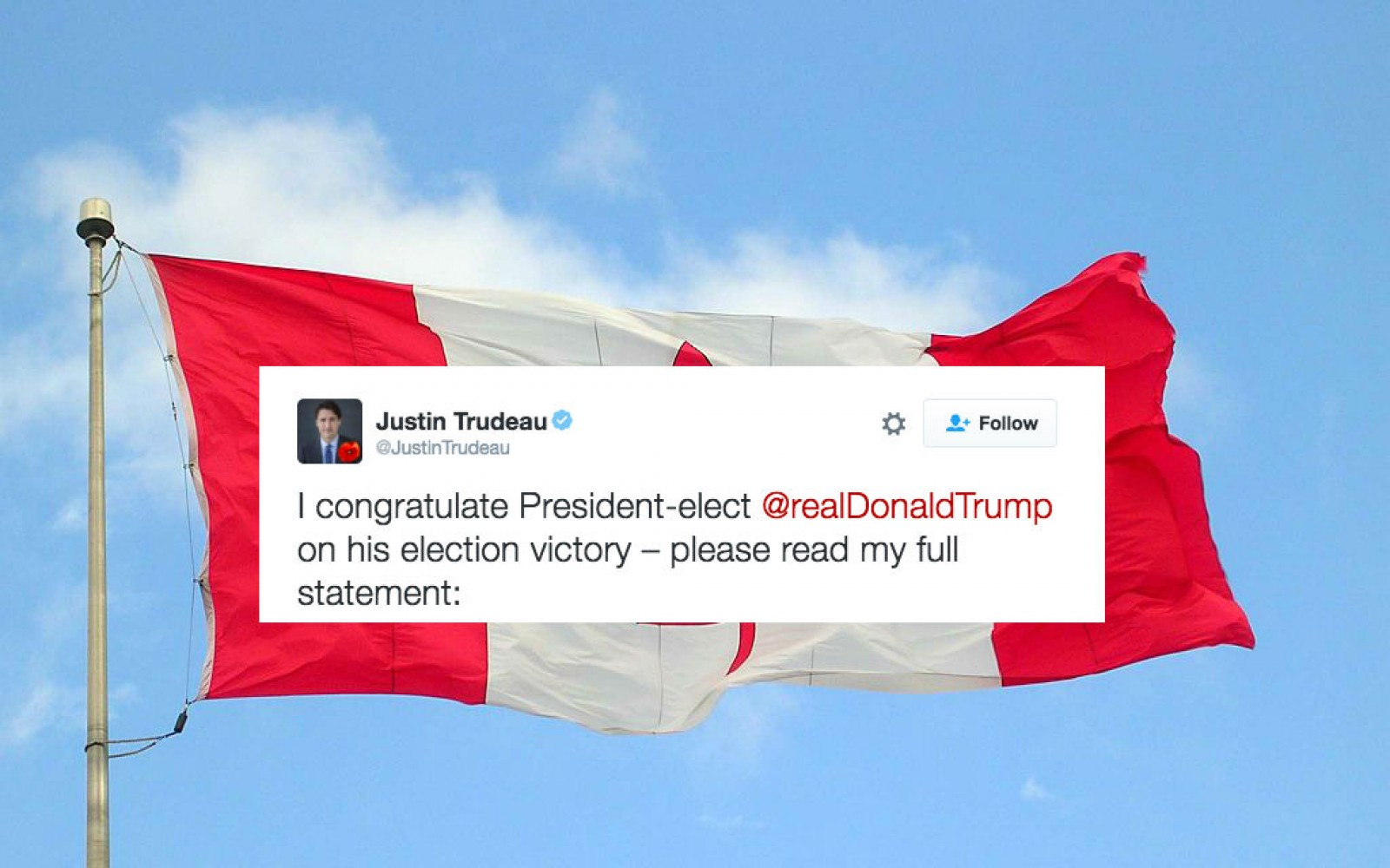 This Is How Shocked Canadians Are Reacting To The Trump Presidency