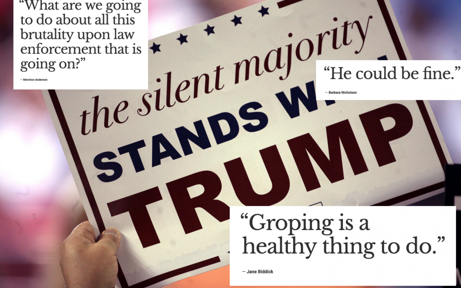 15 Bleak AF Quotes That Sum Up The Depressing Lunacy Of Trump Voters