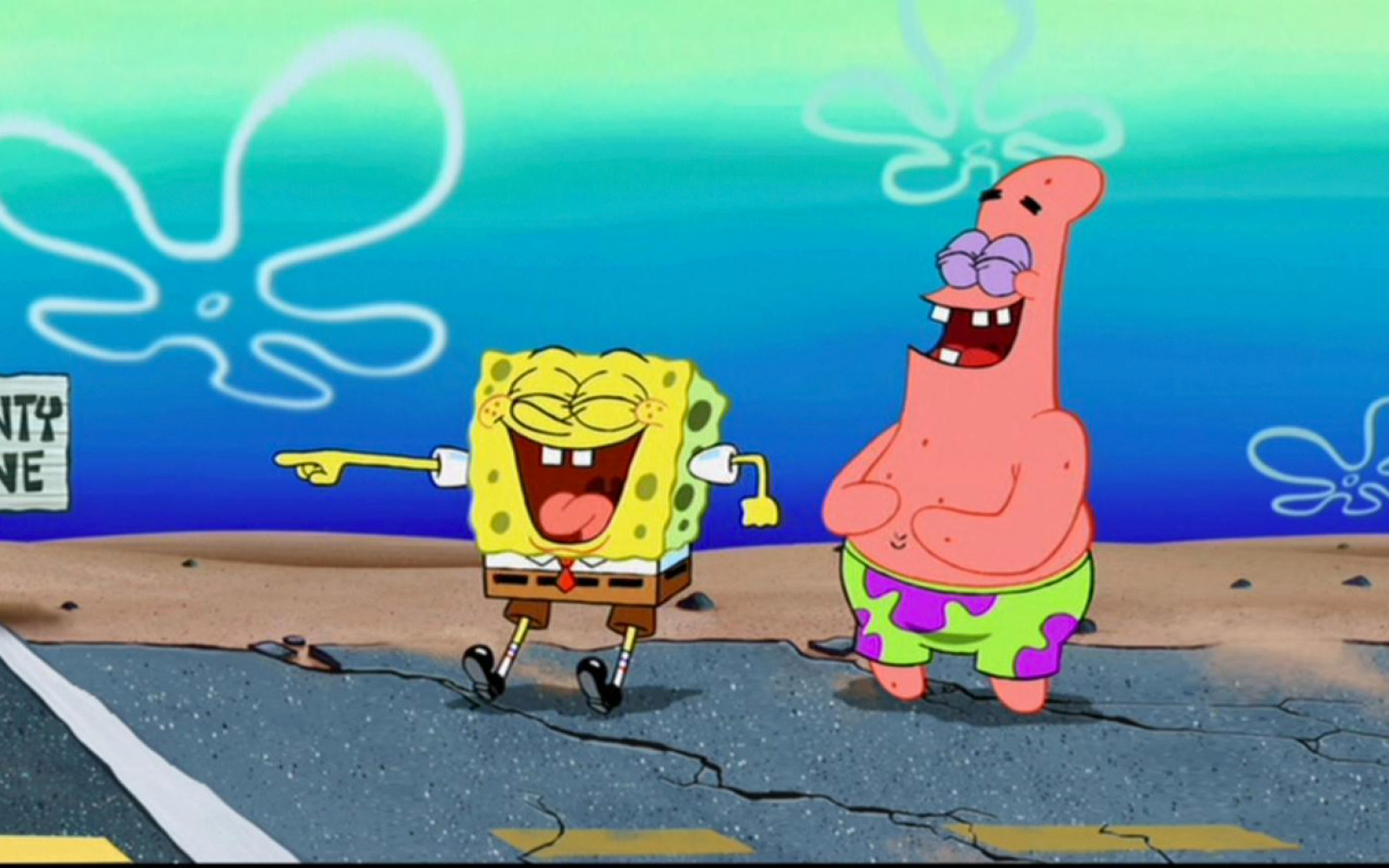 Patrick Star Quote - Firmly Grasp It In Your Hand -4397