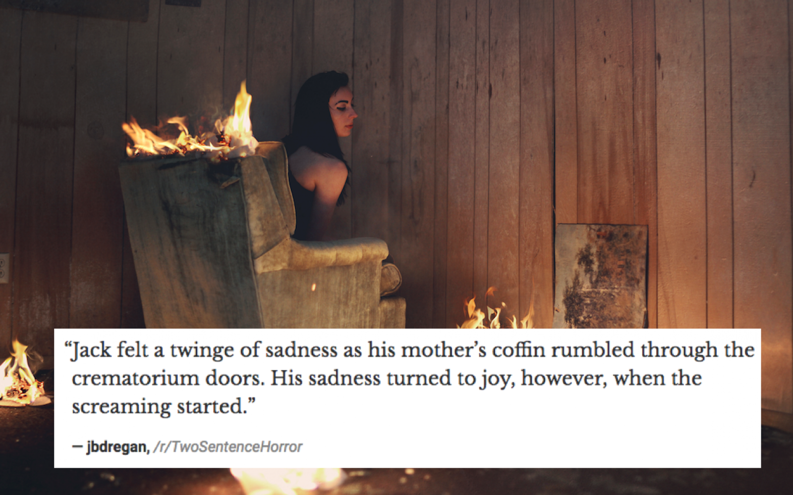 30 Creepy-Ass Two Sentence Stories That Will Make You Close Your Web Browser Forever