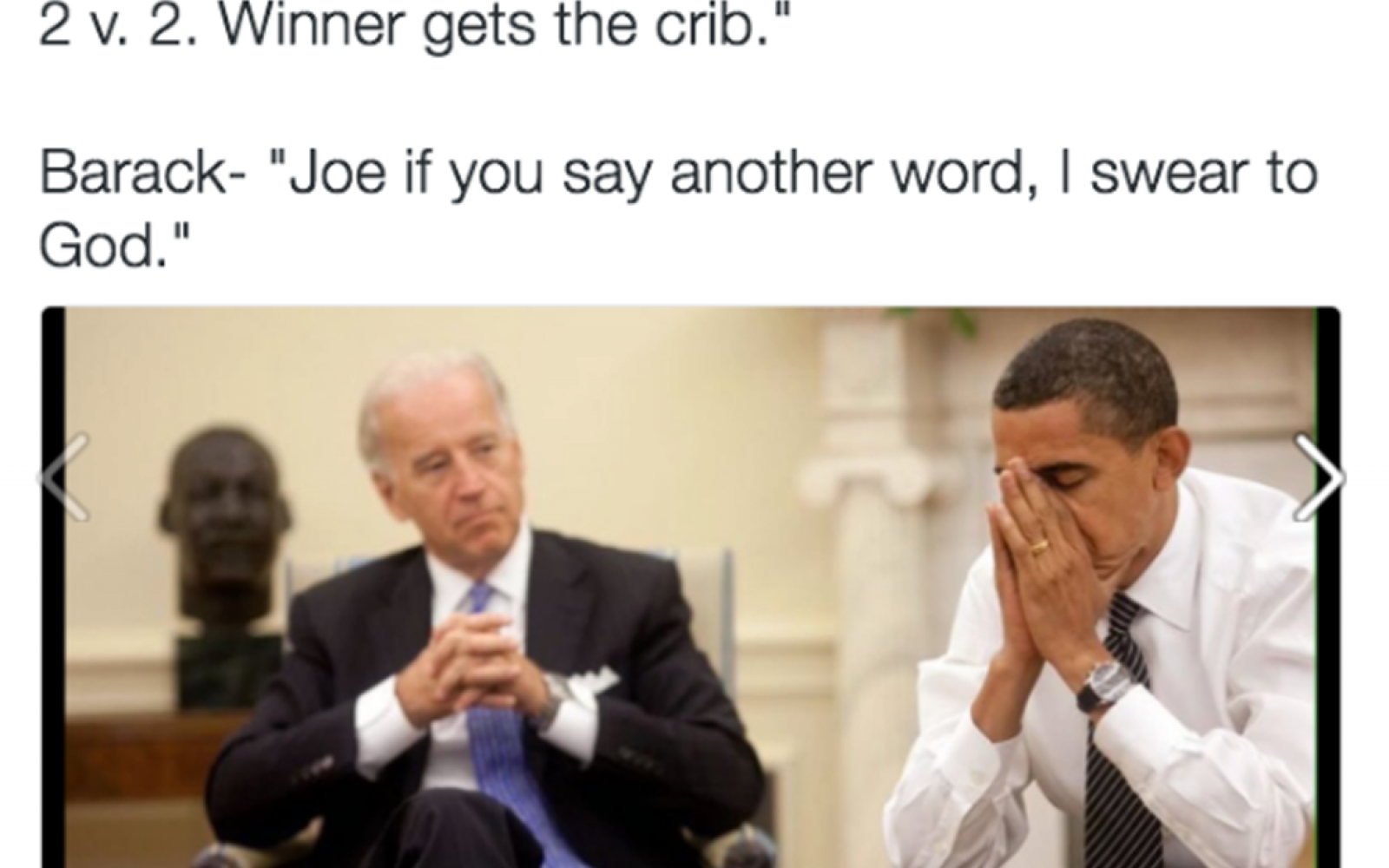 24 Of The Funniest Joe Biden Memes On The Internet
