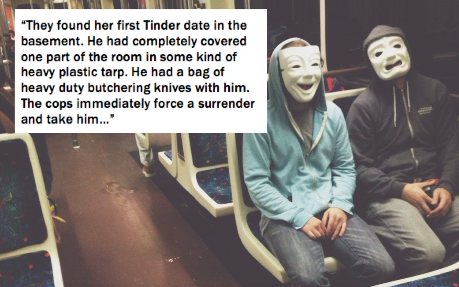 16 Insanely Creepy True Stories That Will Keep You Glued To Your ...