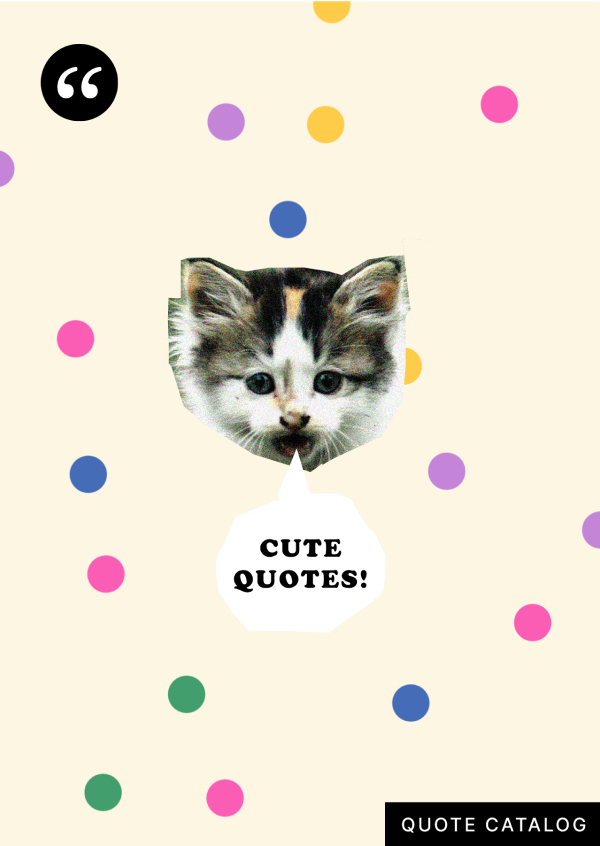 Cover image for Cute Quotes