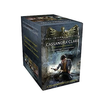 The Infernal Devices, the Complete Collection: Clockwork Angel; Clockwork Prince; Clockwork Princess