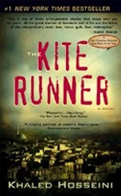 By Hosseini, Khaled The Kite Runner Paperback