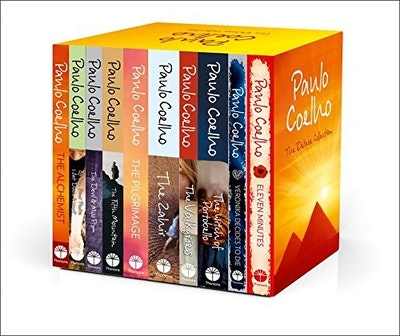 The Delux Collection - Paulo Coelho: Box Set